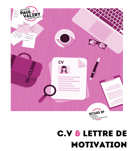 CV et Lettre de motivation