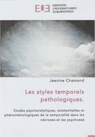 style temporel chamond